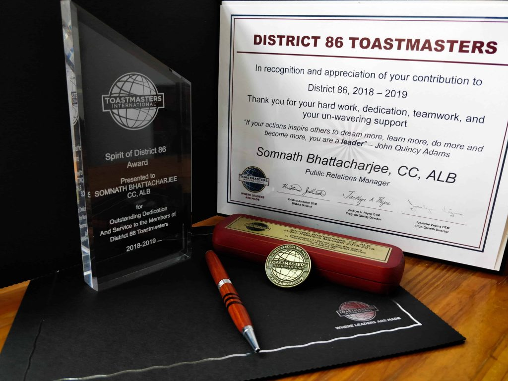 Spirit-of-District-Award-Toastmasters International