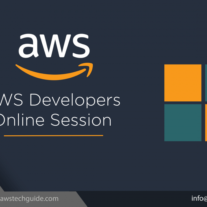 AWS Developers session online